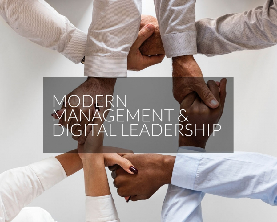 Modern Management & Digital Leadership